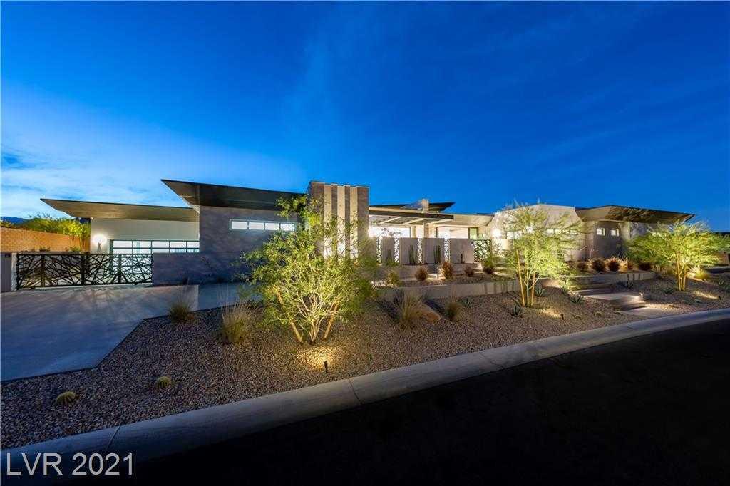 $5,899,999 - 5Br/7Ba -  for Sale in Summerlin Village 18 - Parcel I Indigo, Las Vegas