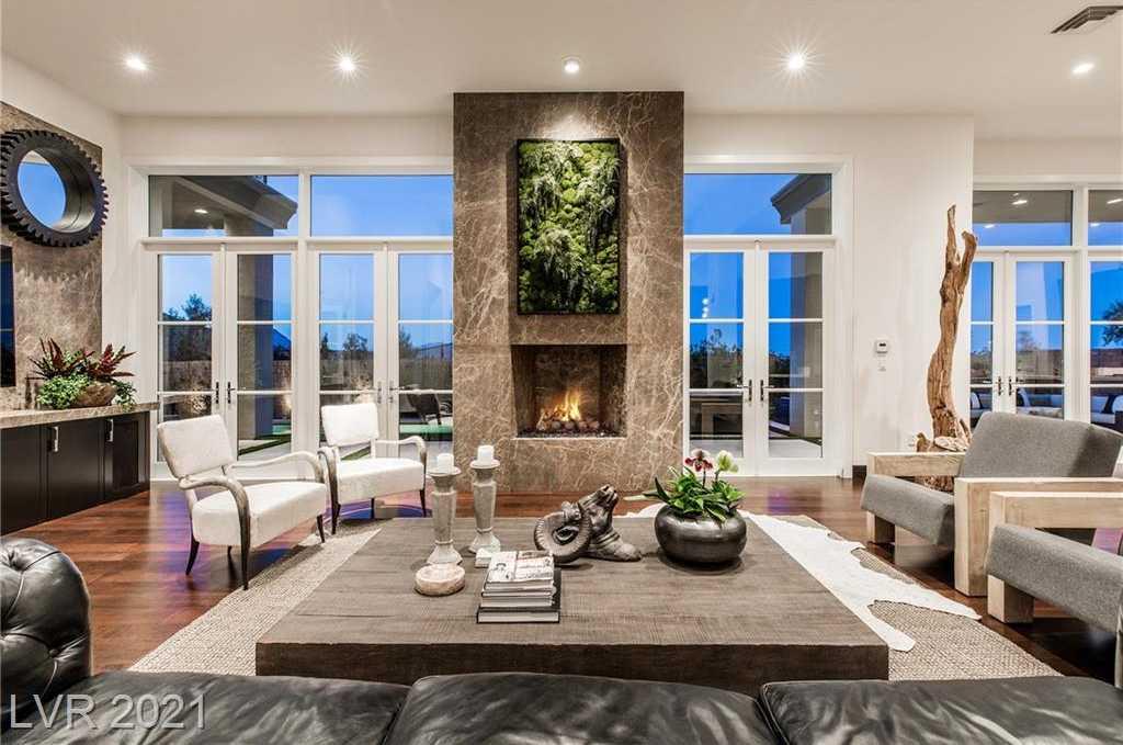 $3,750,000 - 4Br/5Ba -  for Sale in Summerlin Village 18 Parcel E, Las Vegas
