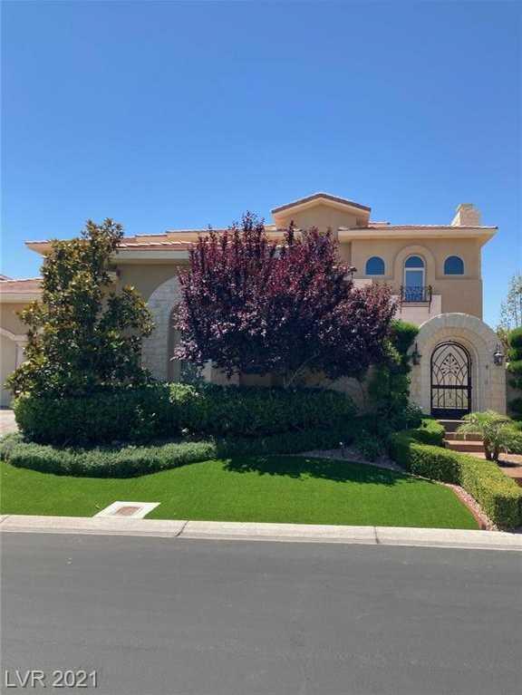 $2,499,900 - 5Br/6Ba -  for Sale in Peccole West-parcel 19, Las Vegas