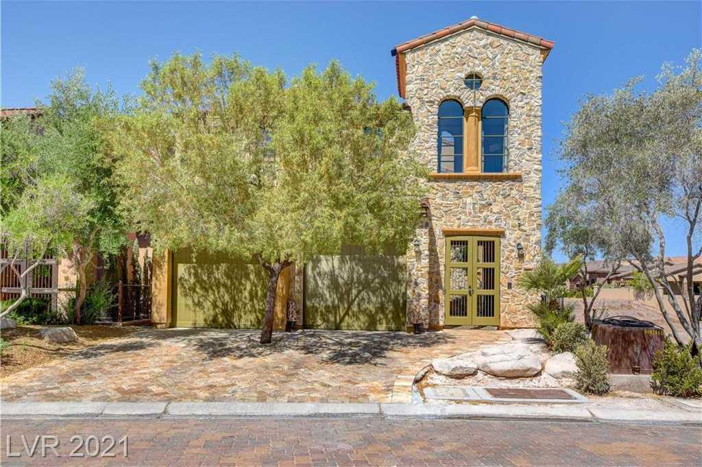 $2,295,000 - 3Br/5Ba -  for Sale in Lake Las Vegas Parcel 19 Phase 1, Henderson