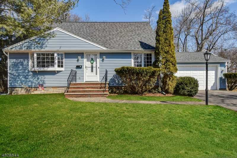 $498,000 - 4Br/2Ba -  for Sale in West Caldwell Twp.