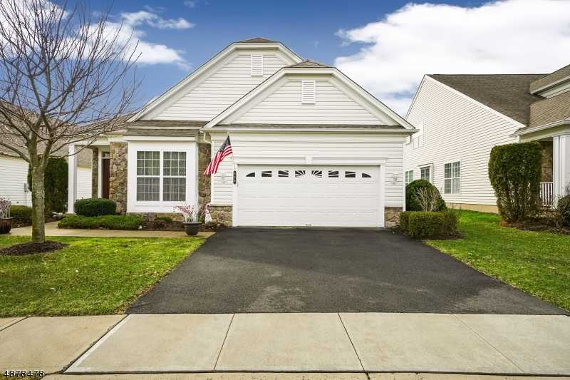 $490,000 - 2Br/3Ba -  for Sale in Somerset Run, Franklin Twp.