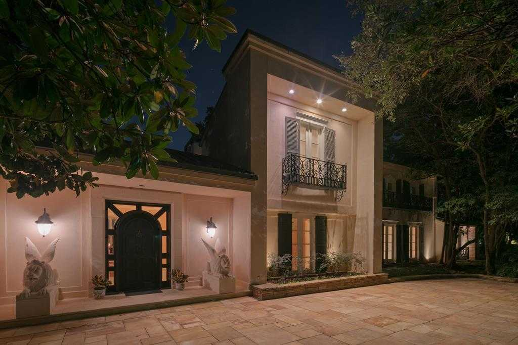 $8,750,000 - 3Br/11Ba -  for Sale in River Oaks Tall Timbers, Houston