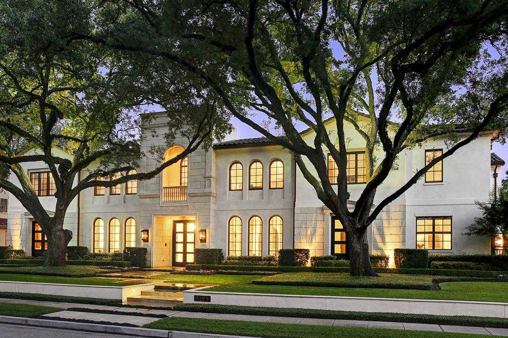 $6,695,000 - 5Br/8Ba -  for Sale in River Oaks, Houston