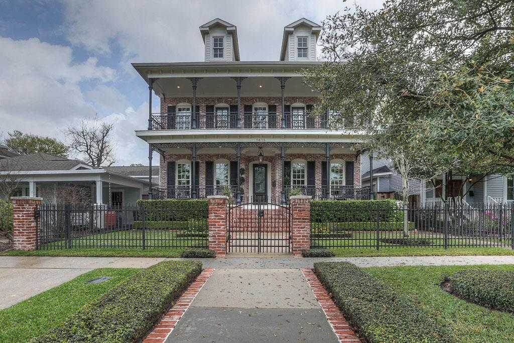 $1,429,900 - 5Br/4Ba -  for Sale in Houston Heights, Houston