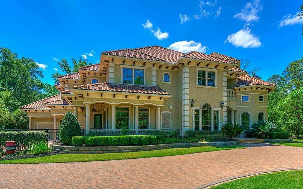 $1,999,000 - 5Br/6Ba -  for Sale in The Woodlands Carlton Woods, Spring