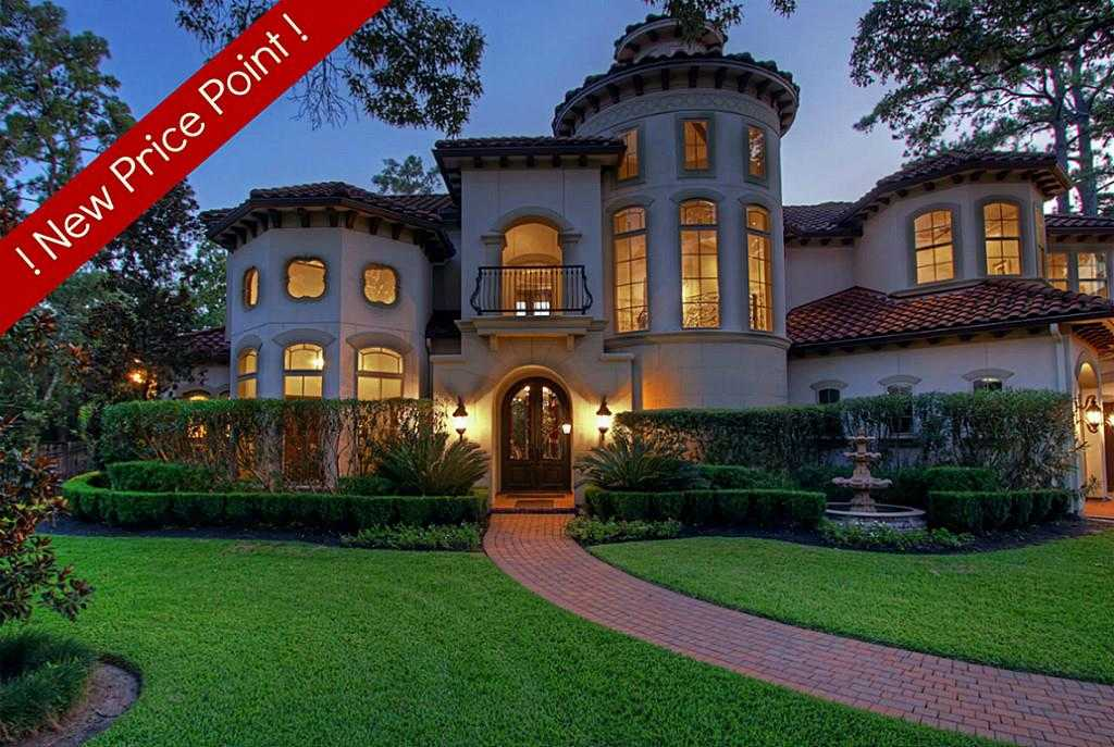 $1,625,000 - 5Br/7Ba -  for Sale in The Woodlands Carlton Woods, The Woodlands