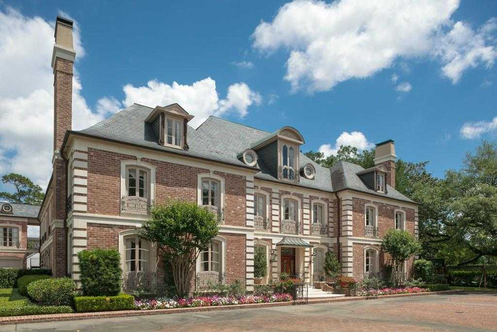 $7,900,000 - 5Br/9Ba -  for Sale in River Oaks Country Club Esta, Houston