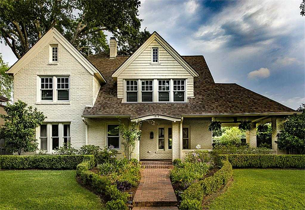 $1,699,000 - 5Br/4Ba -  for Sale in Southampton, Houston