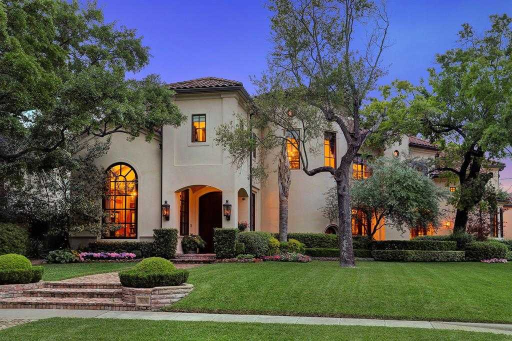 $5,995,000 - 5Br/7Ba -  for Sale in River Oaks, Houston