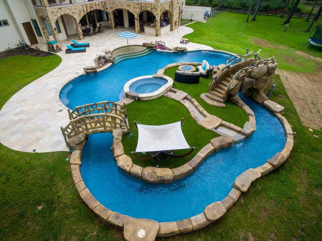 $2,450,000 - 6Br/6Ba -  for Sale in Willowcreek Ranch, Tomball