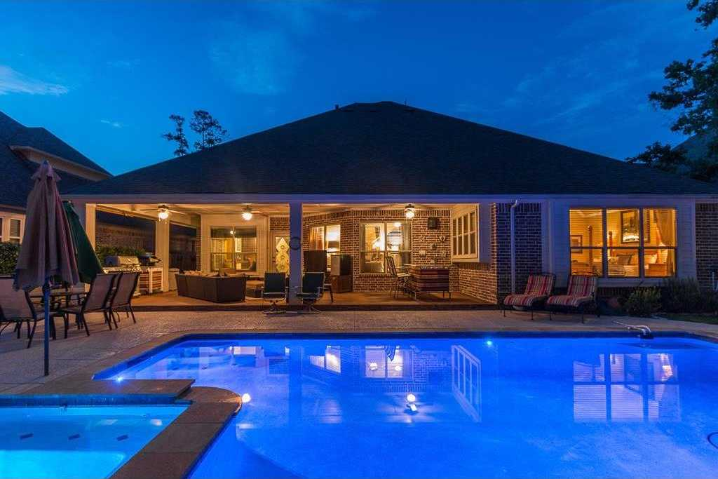 $525,000 - 4Br/4Ba -  for Sale in Jacobs Reserve, Conroe
