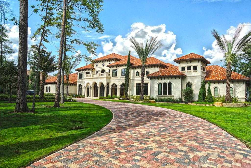 $5,900,000 - 8Br/11Ba -  for Sale in Carlton Woods, The Woodlands