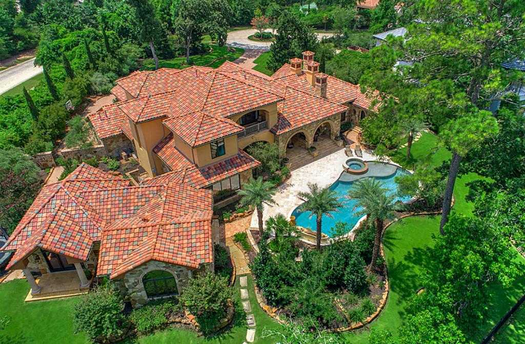 $2,900,000 - 5Br/6Ba -  for Sale in The Woodlands Carlton Woods, Spring
