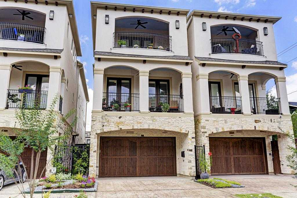 $939,900 - 3Br/5Ba -  for Sale in Rice Military, Houston