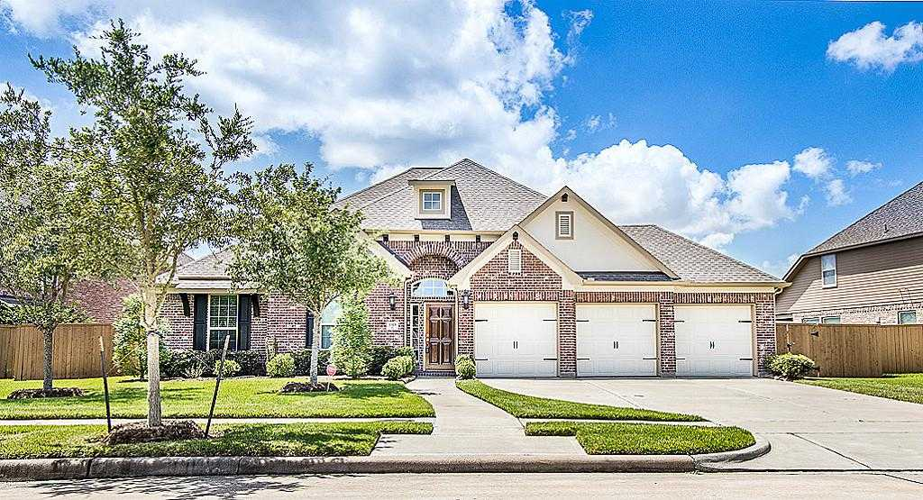 $455,000 - 3Br/5Ba -  for Sale in Tuscan Lakes Sec Sf 75-3, League City