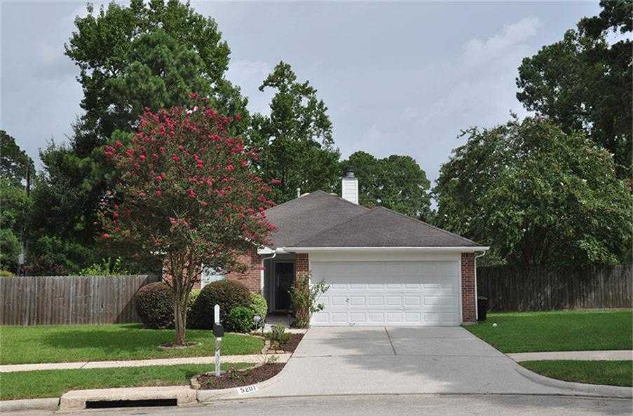$145,000 - 3Br/2Ba -  for Sale in Atascocita West Sec 02, Humble