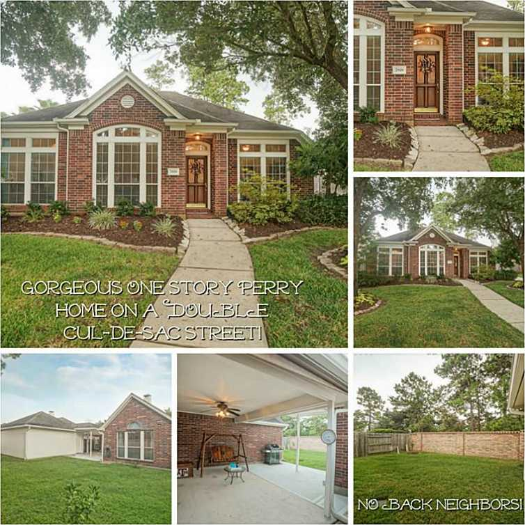 $229,500 - 3Br/2Ba -  for Sale in Fall Creek Sec 01, Humble