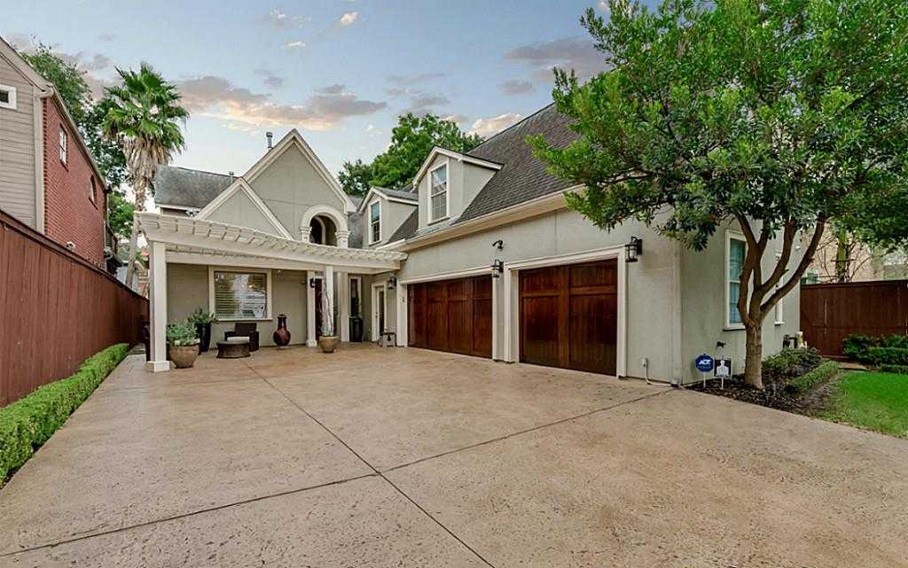 $1,149,000 - 4Br/4Ba -  for Sale in Rice Military, Houston