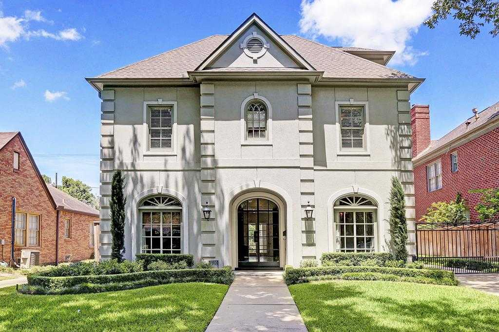 $1,525,000 - 4Br/5Ba -  for Sale in Monticello, West University Place