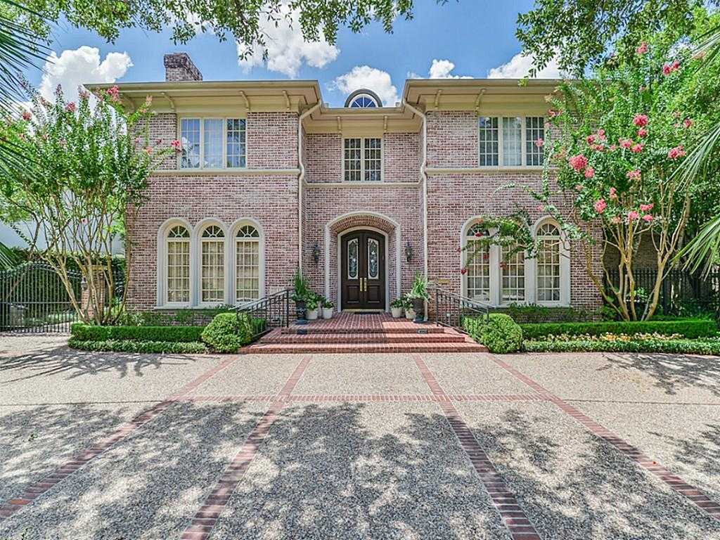 $4,499,999 - 5Br/7Ba -  for Sale in West University Place,