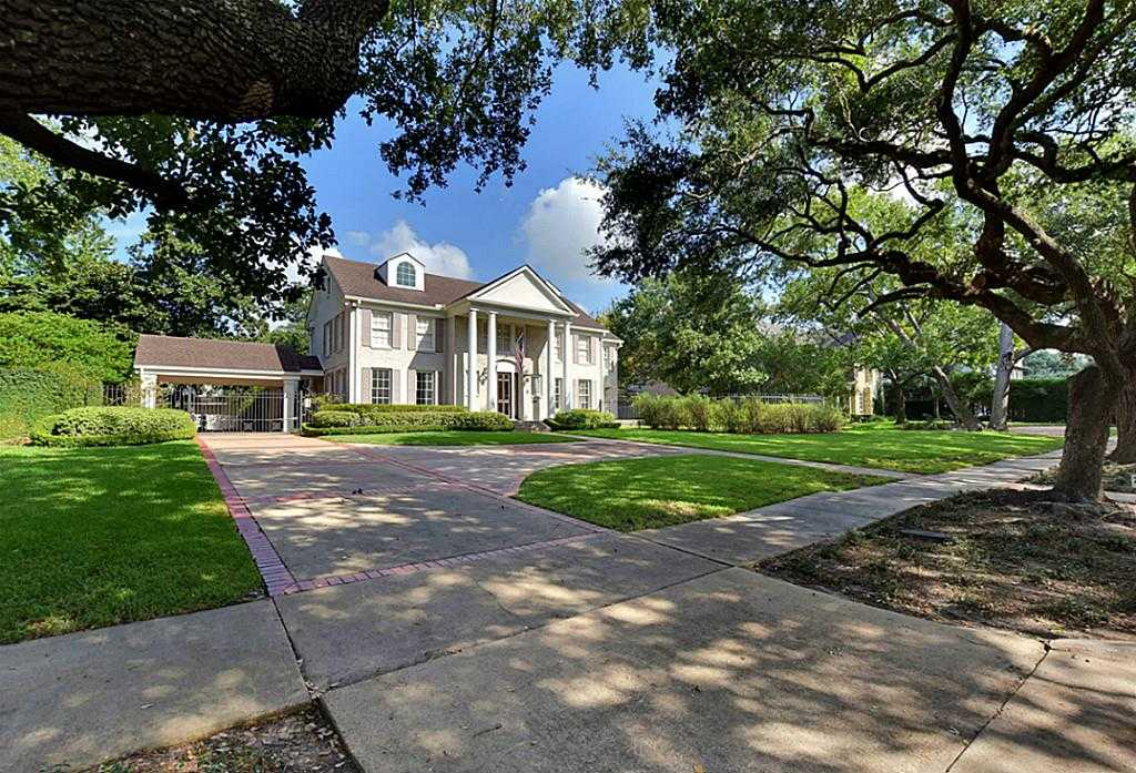 $2,900,000 - 3Br/7Ba -  for Sale in Southampton Place, Houston