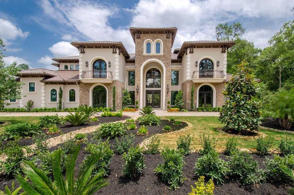 $3,850,000 - 6Br/8Ba -  for Sale in Wdlnds Village Of Carlton Woods 10, Spring