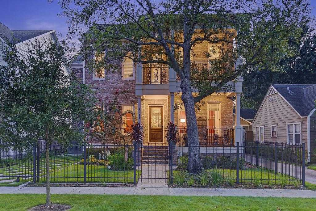 $1,499,000 - 4Br/4Ba -  for Sale in Houston Heights, Houston