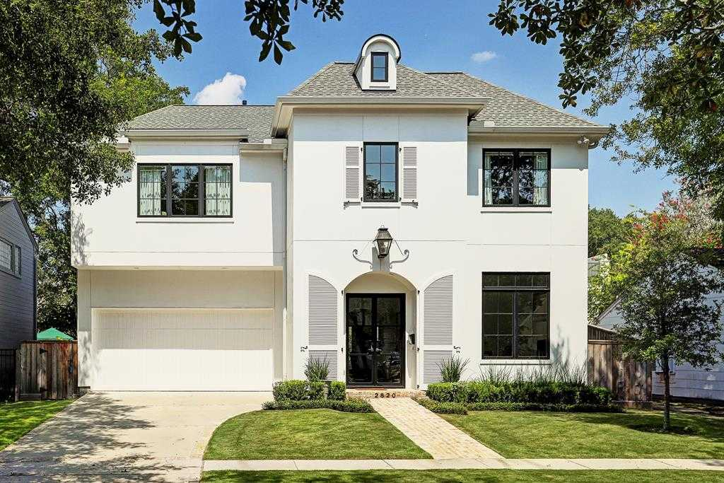 $1,999,900 - 4Br/5Ba -  for Sale in Monticello, West University Place