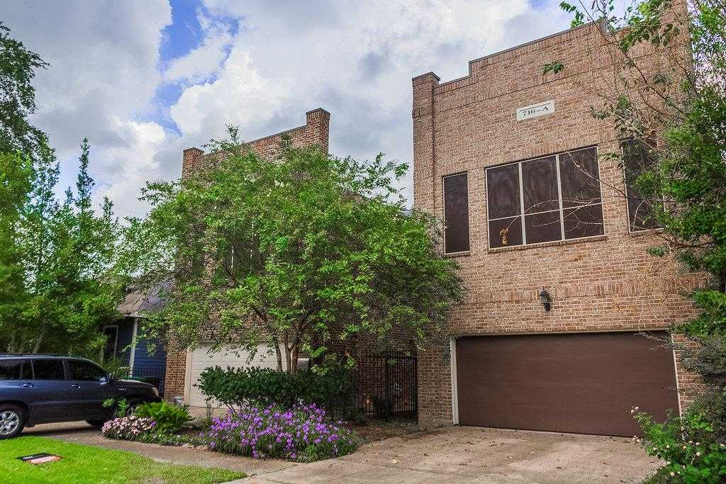 $599,000 - 3Br/3Ba -  for Sale in Houston Heights, Houston