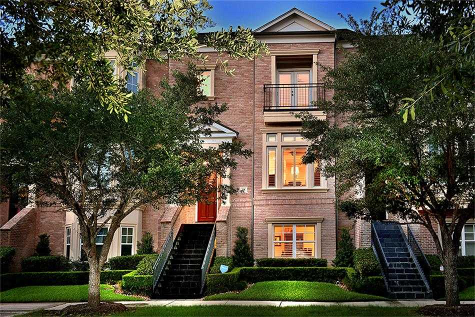 $620,000 - 3Br/4Ba -  for Sale in The Woodlands Park Place Brownstones, The Woodlands