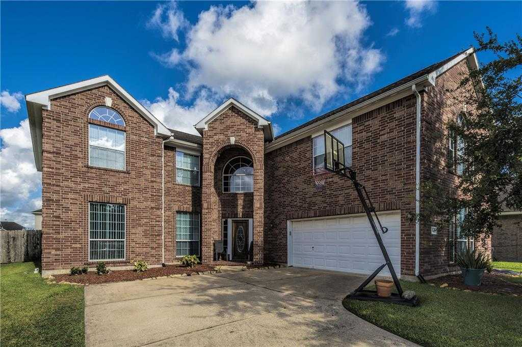 $345,888 - 4Br/4Ba -  for Sale in Brittany Lakes Sec 8 2004, League City