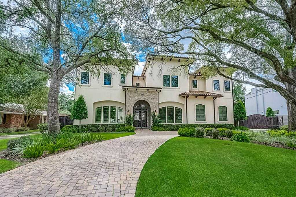 $3,500,000 - 5Br/8Ba -  for Sale in Tanglewood, Houston
