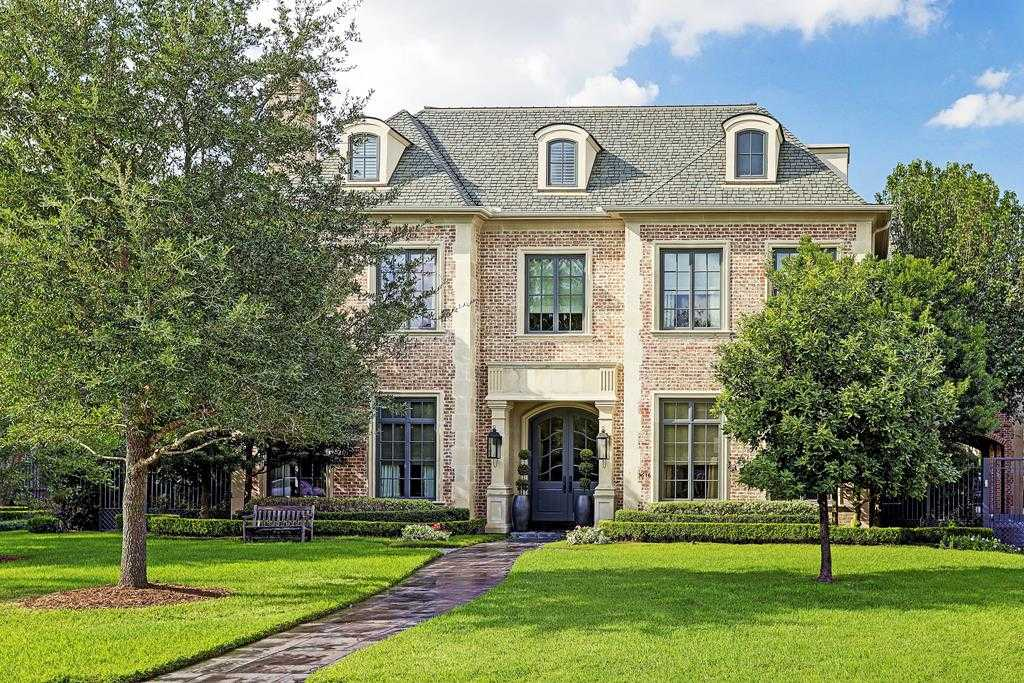 $3,849,000 - 6Br/8Ba -  for Sale in Tanglewood, Houston