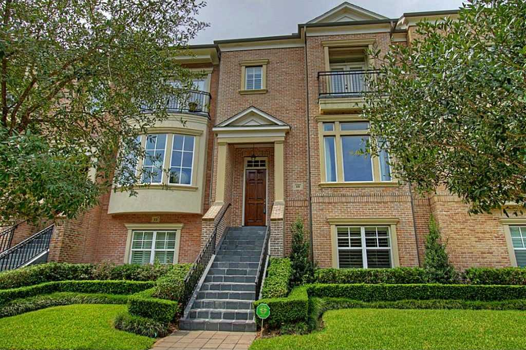 $670,000 - 3Br/4Ba -  for Sale in Park Place Brownstones, The Woodlands