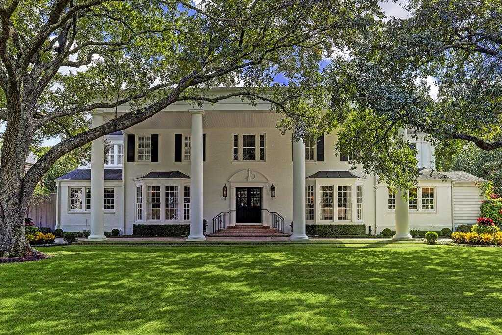 $6,650,000 - 4Br/8Ba -  for Sale in River Oaks, Houston