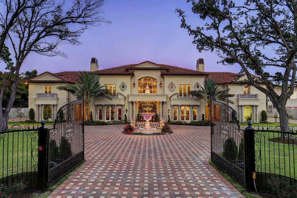 $18,999,000 - 7Br/11Ba -  for Sale in Rivercrest Estates, Houston