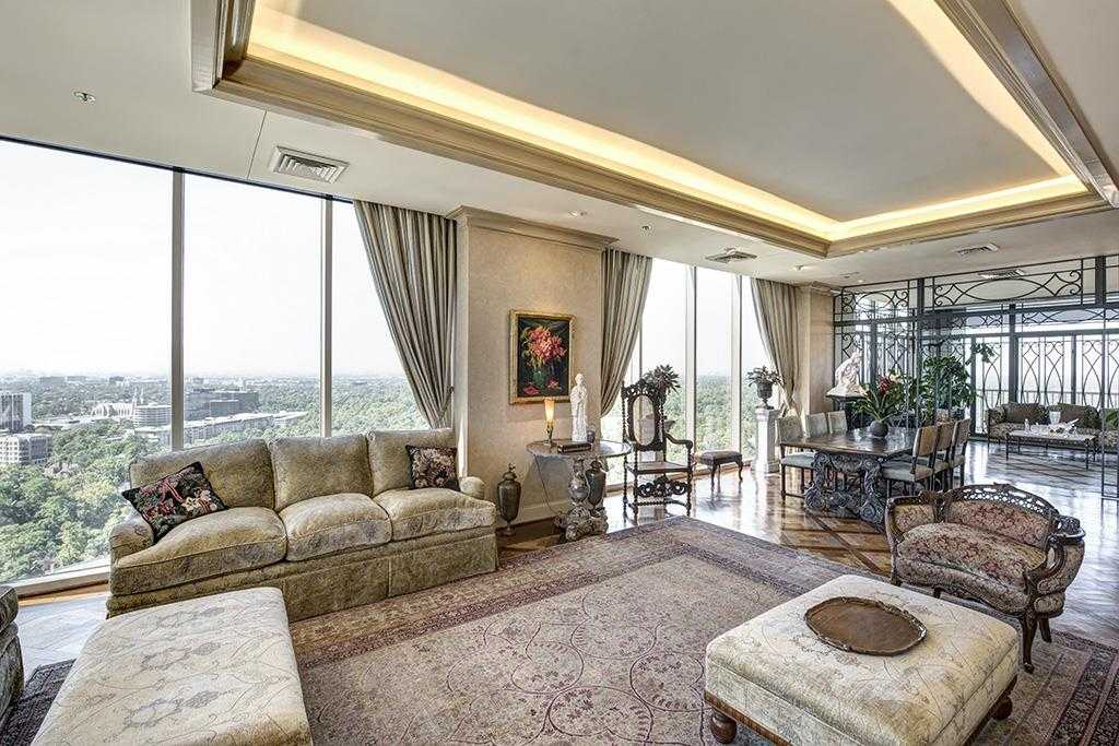 $2,895,000 - 3Br/4Ba -  for Sale in Houstonian Estates Condo, Houston