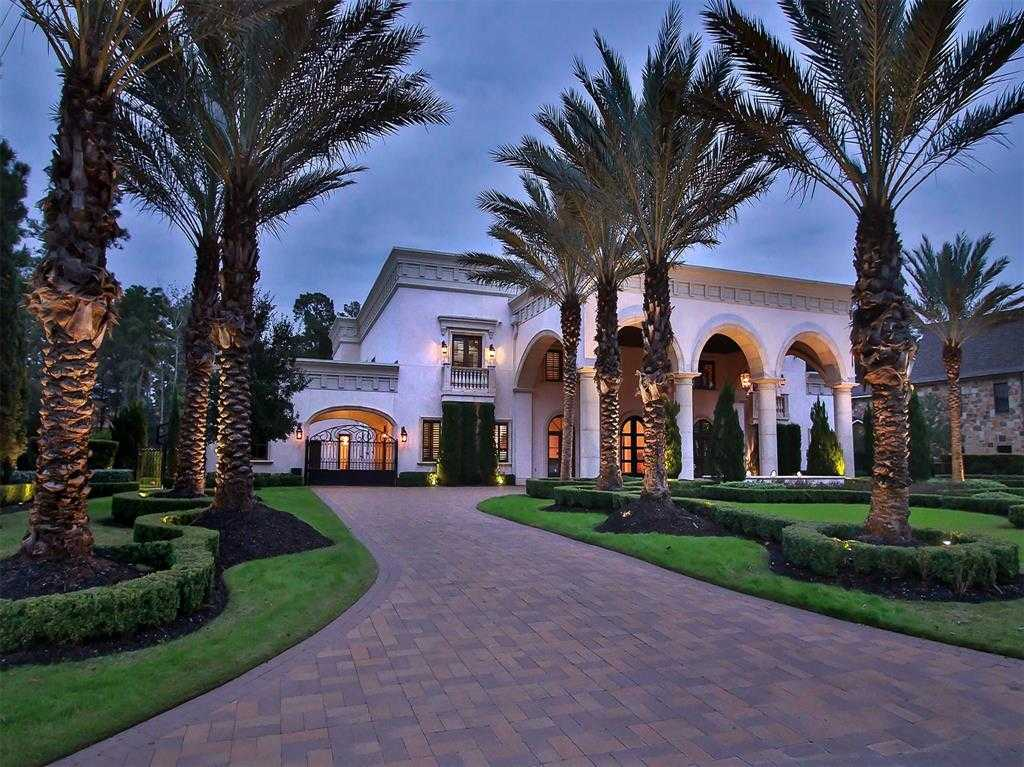 $3,900,000 - 6Br/11Ba -  for Sale in Carlton Woods, The Woodlands