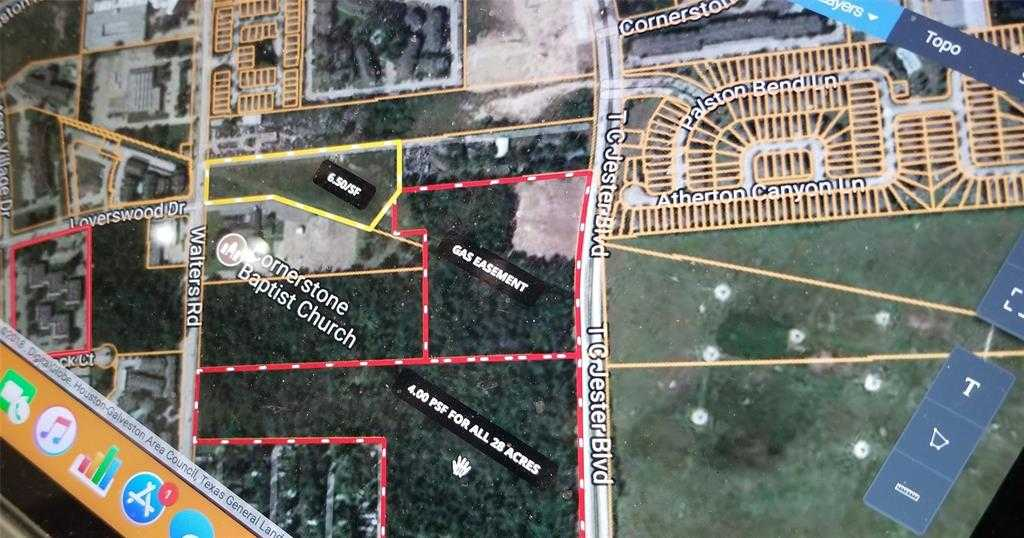 $4,960,500 - Br/Ba -  for Sale in Trs 4 & 5 Abst 757 J Schnell, Houston