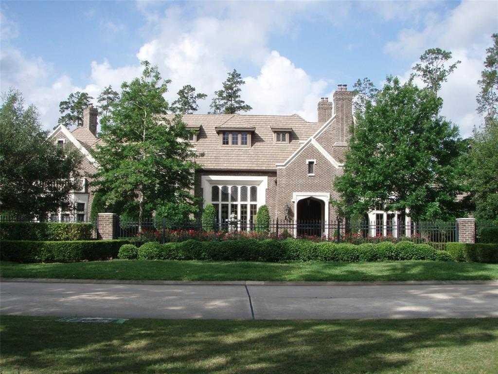 $4,500,000 - 5Br/7Ba -  for Sale in Wdlnds Village Sterling Ridge 23, The Woodlands