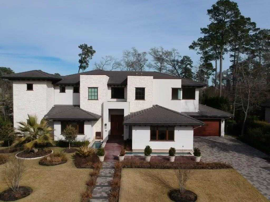 $1,895,000 - 6Br/8Ba -  for Sale in The Woodlands Carlton Woods Creekside 04, Spring
