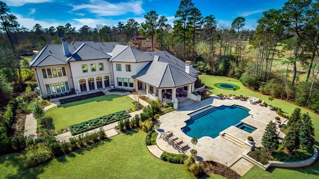 $6,750,000 - 5Br/10Ba -  for Sale in Wdlnds Village Of Carlton Woods, The Woodlands