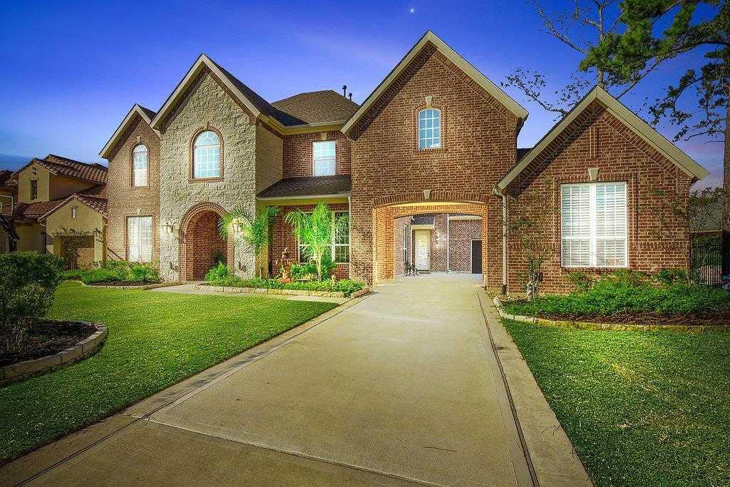 Creekside Park Homes For Sale The Woodlands TX 77389