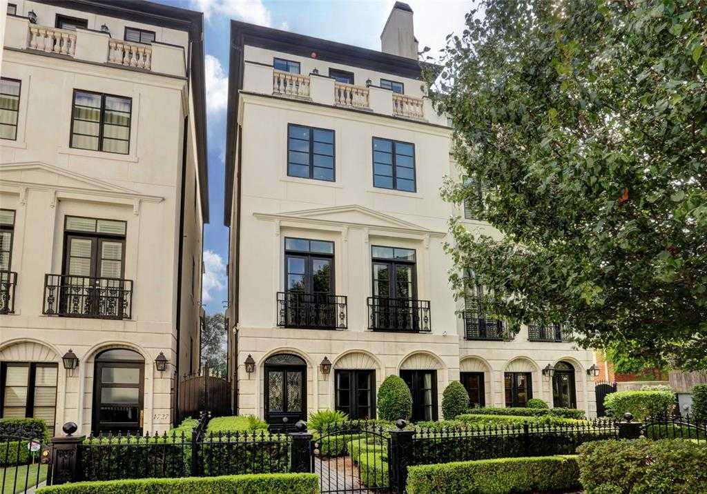 $1,800,000 - 3Br/4Ba -  for Sale in Cheyne Walk, Houston