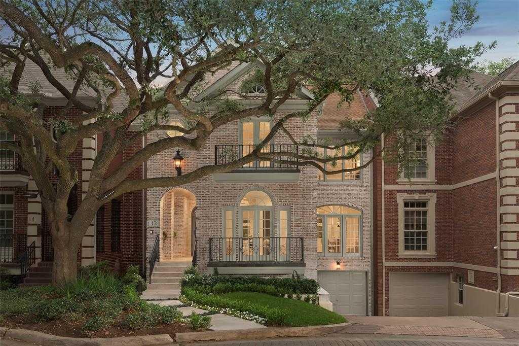 $1,358,800 - 3Br/4Ba -  for Sale in Pine Briar, Houston