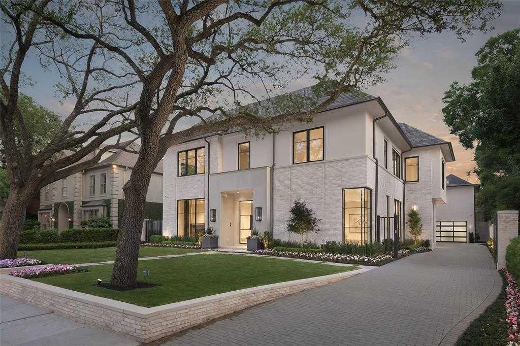 $6,295,000 - 5Br/8Ba -  for Sale in River Oaks, Houston