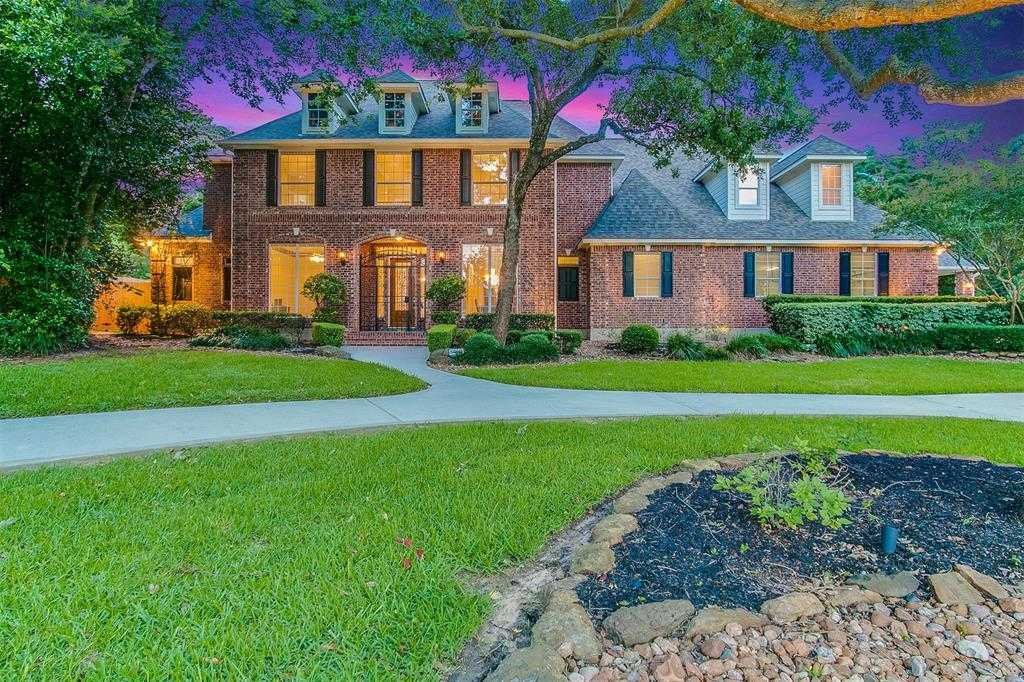 $570,000 - 5Br/5Ba -  for Sale in Powder Mill Estates, Tomball