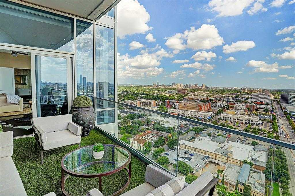 $3,250,000 - 3Br/4Ba -  for Sale in 2727 Kirby Condos, Houston