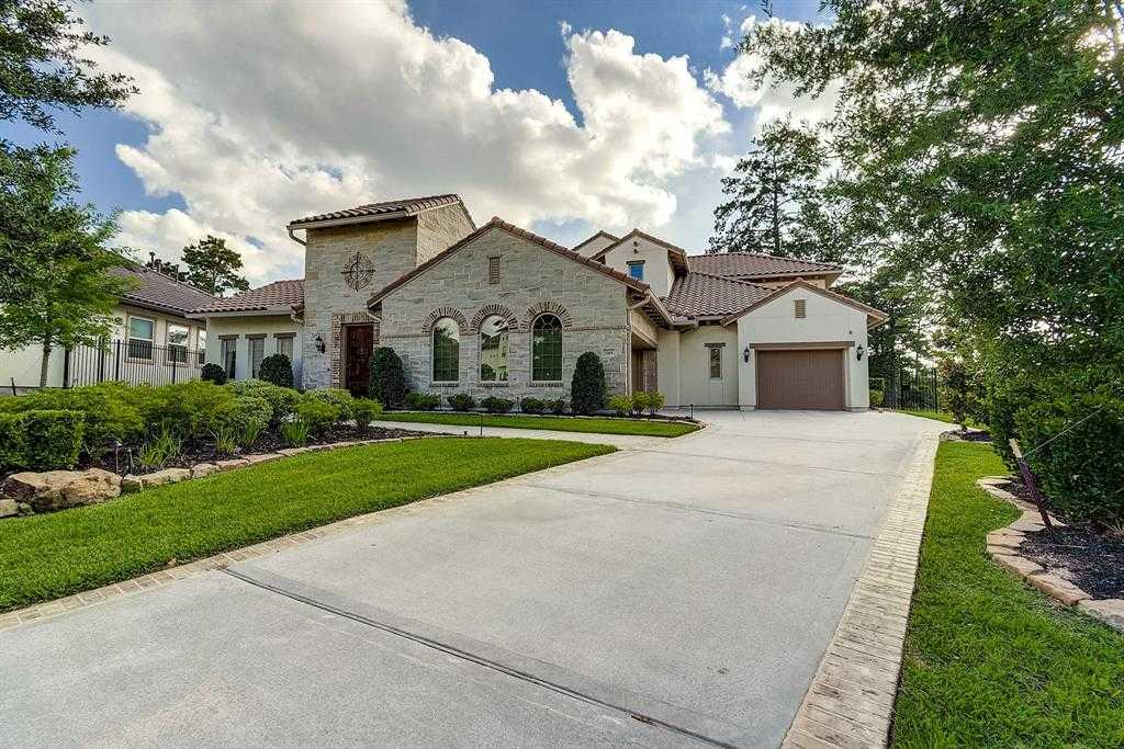 $1,390,000 - 5Br/6Ba -  for Sale in The Woodlands Creekside Park West, Tomball